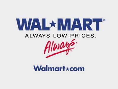 Nuevo logotipo para las tiendas Walmart